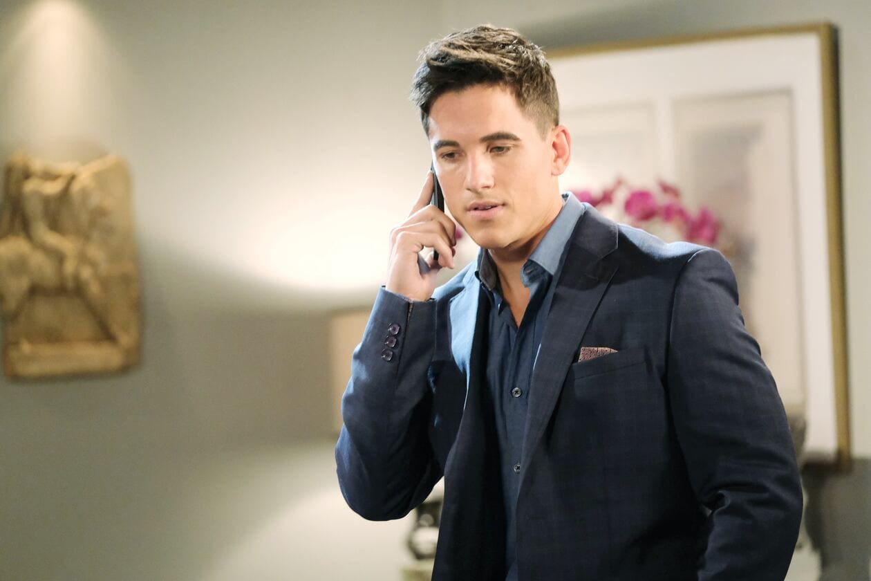 charlie dale on call days of our lives