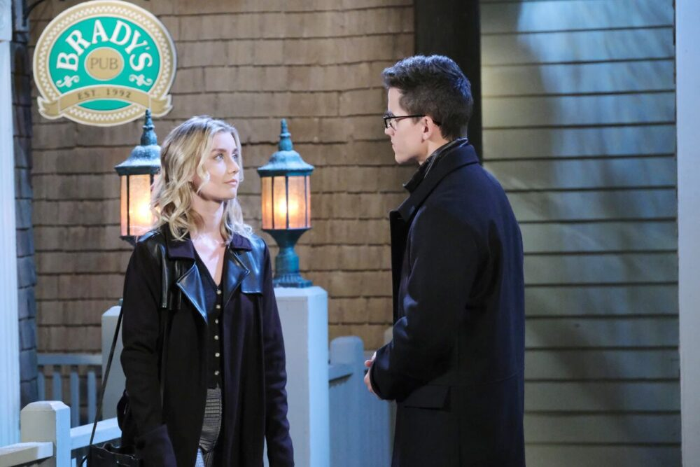 charlie begs claire trust him days of our lives