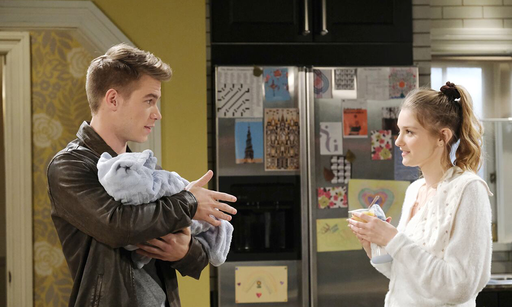 tripp wants to be henry's dad days of our lives