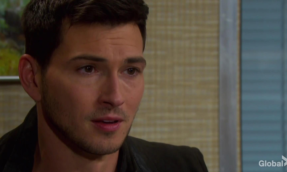 ben upset ciara can't remember who he is to her days of our lives