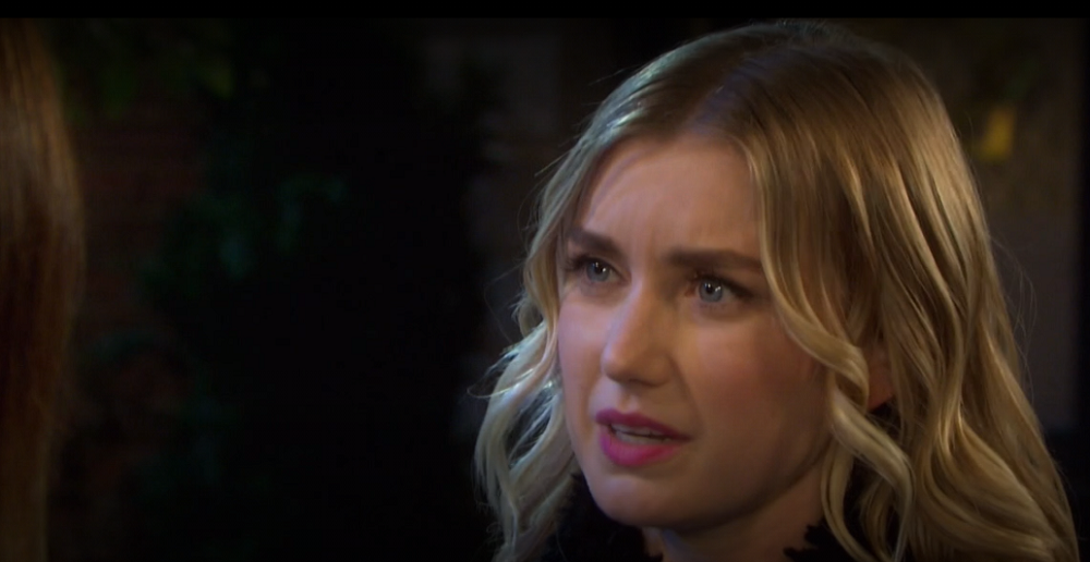 claire hates gwen days of our lives