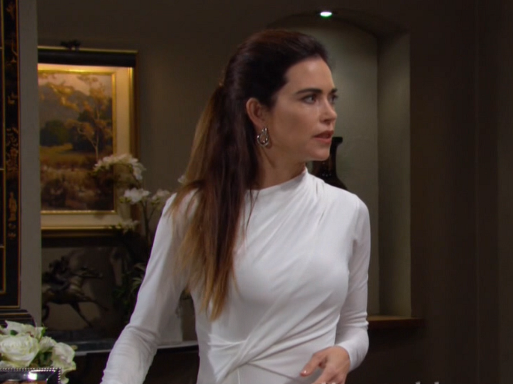 victoria dress young restless soaps spoilers