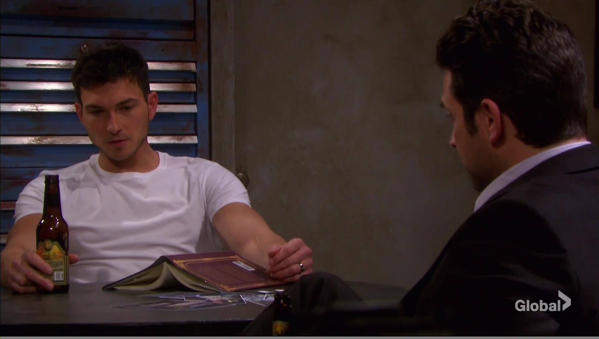 ben memory serum days of our lives