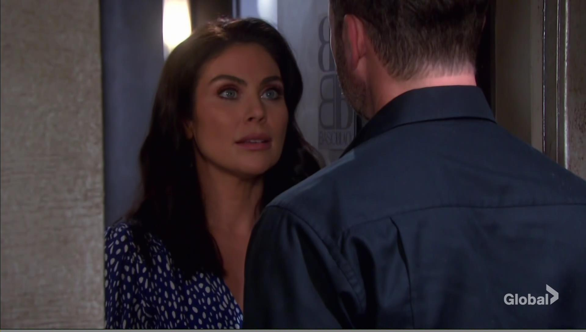 chloe reveals brady she likes him days of our lives
