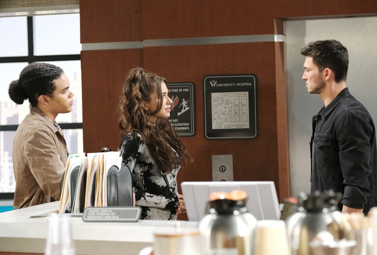 ben wants to kidnap ciara days of our lives