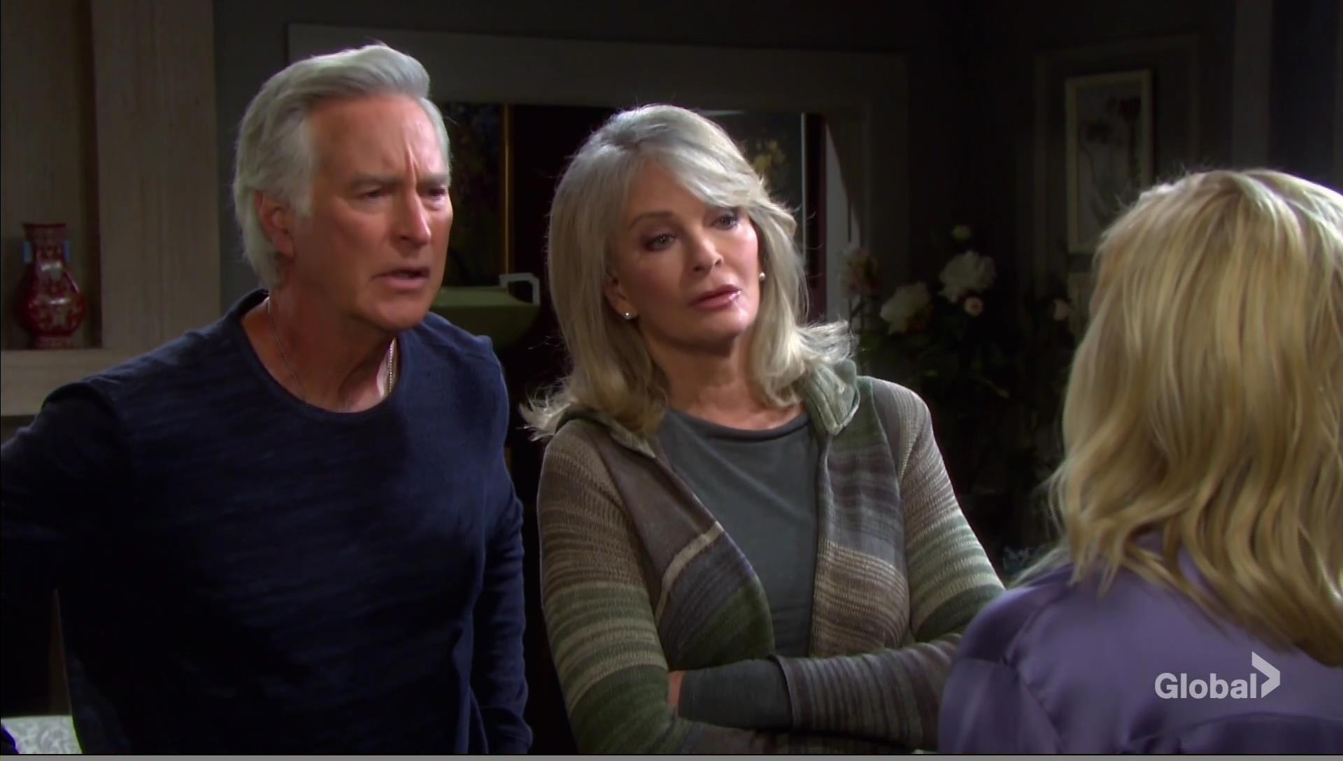 john accuses belle murder days of our lives