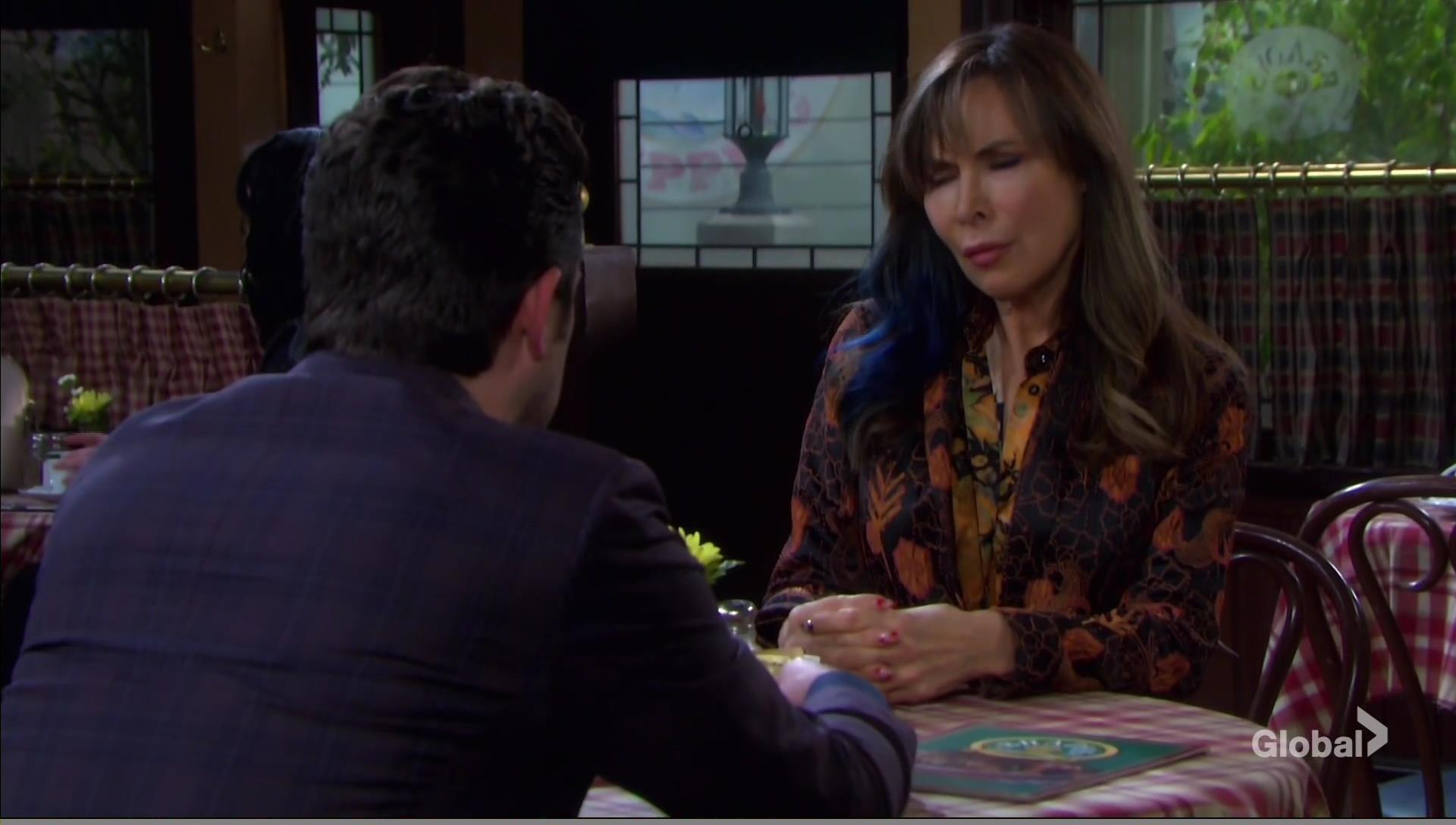 kristen breaks up jake as kate days of our lives