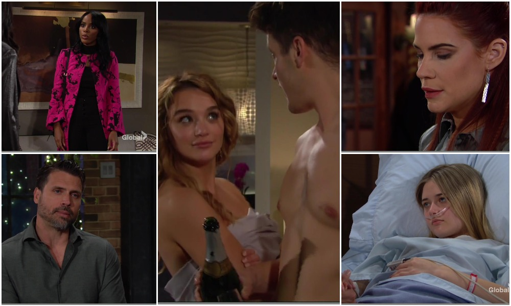 young restless rant april 30