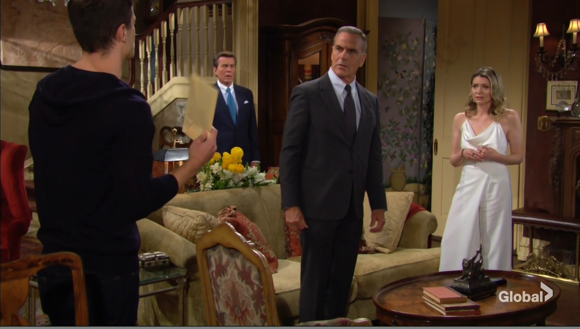harrison paternity reveal young restless