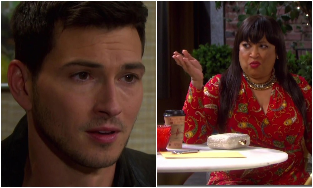 robert scott wilson and jackee harry renew at days of our lives