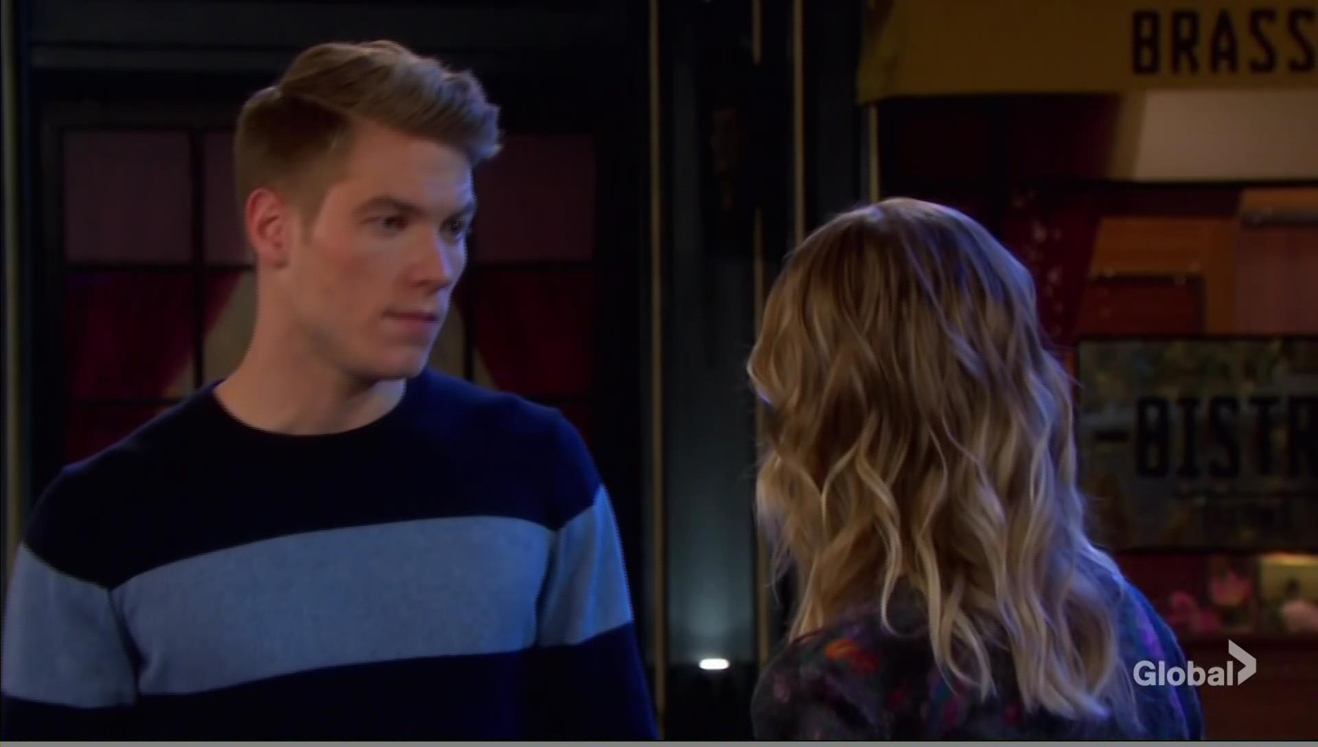 tripp claire worry about allie days of our lives