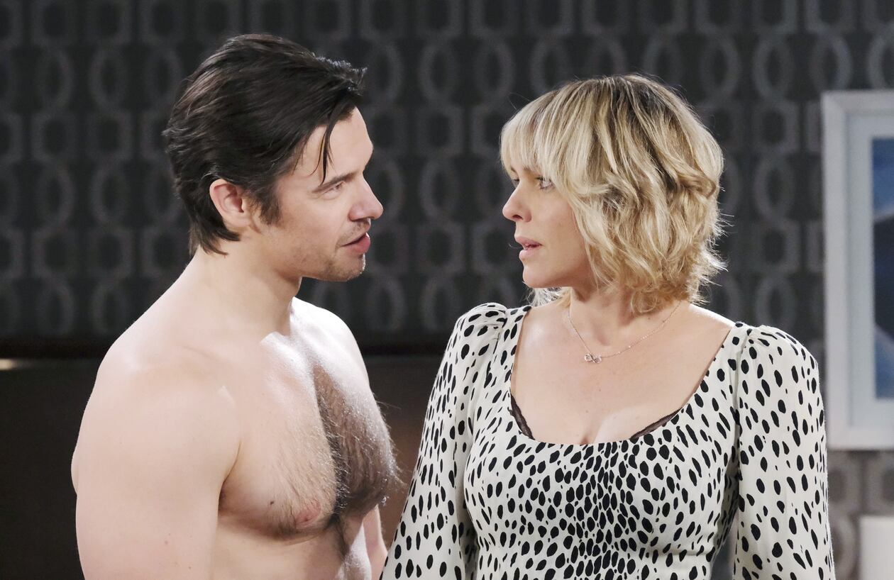 xander sex nicole days of our lives