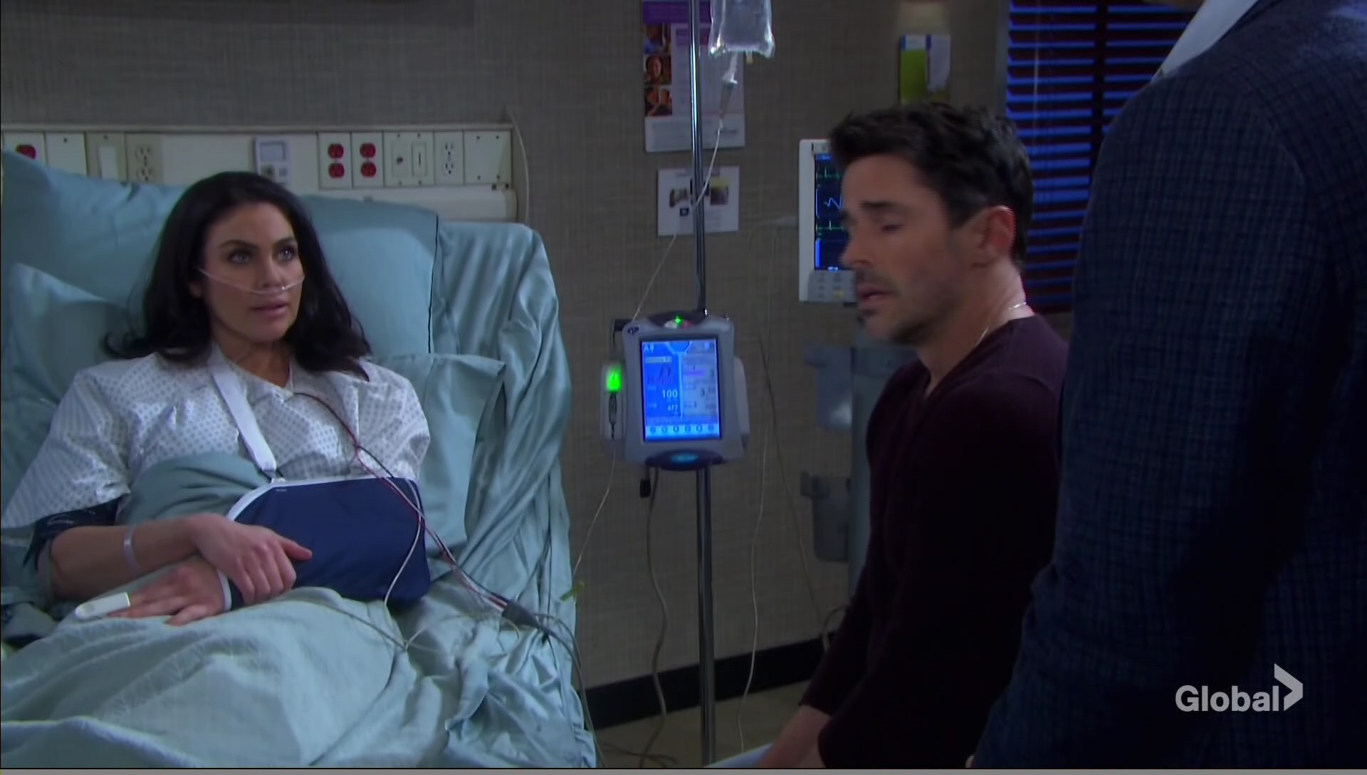 chloe hospitalized days of our lives