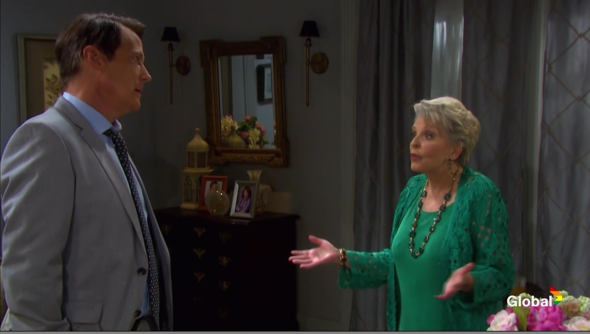 julie not happy xander days of our lives