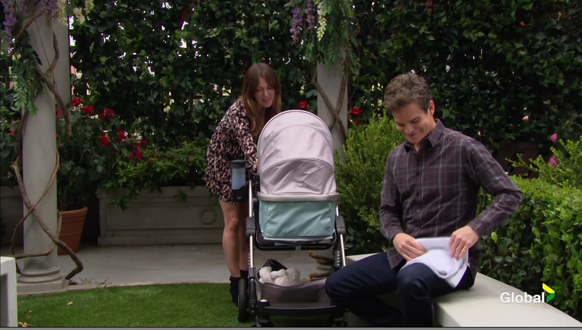 kevin park chloe young restless