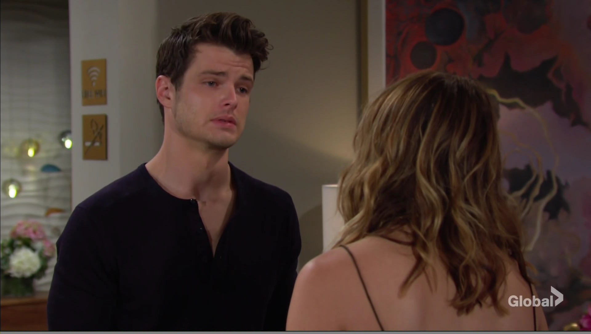 kyle begs summer stay young restless