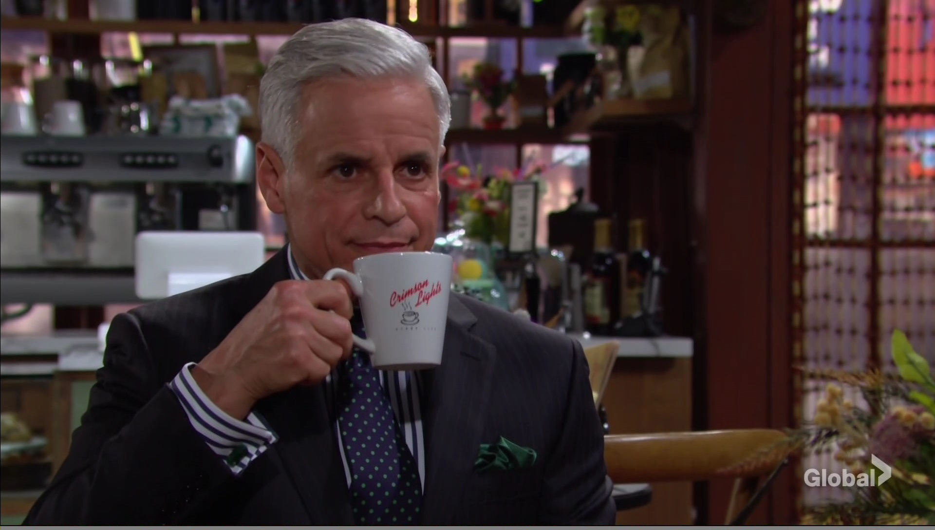 michael is on to chelsea young restless