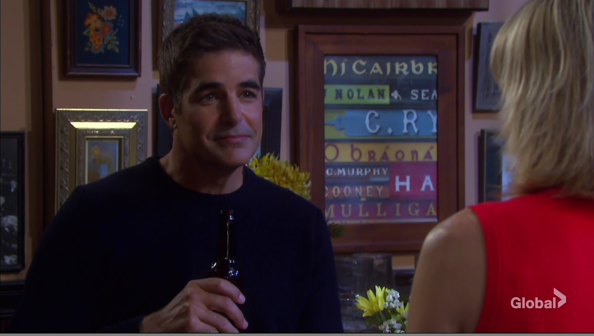 rafe nicole celebrate jan coma days of our lives