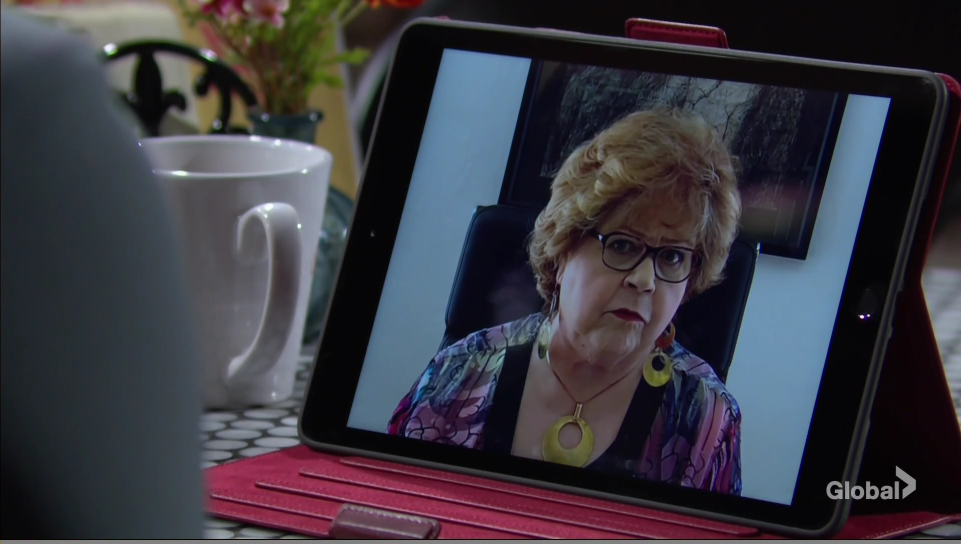 sally advice grand daughter young restless