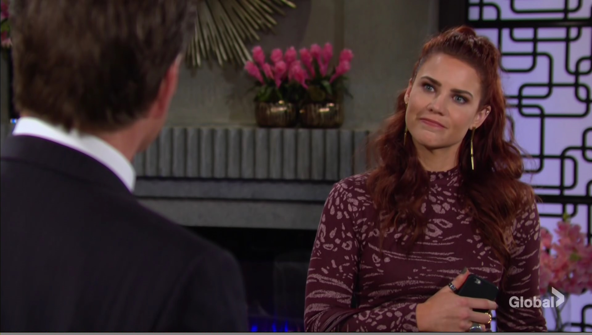 sally says bye jack off los angeles young restless