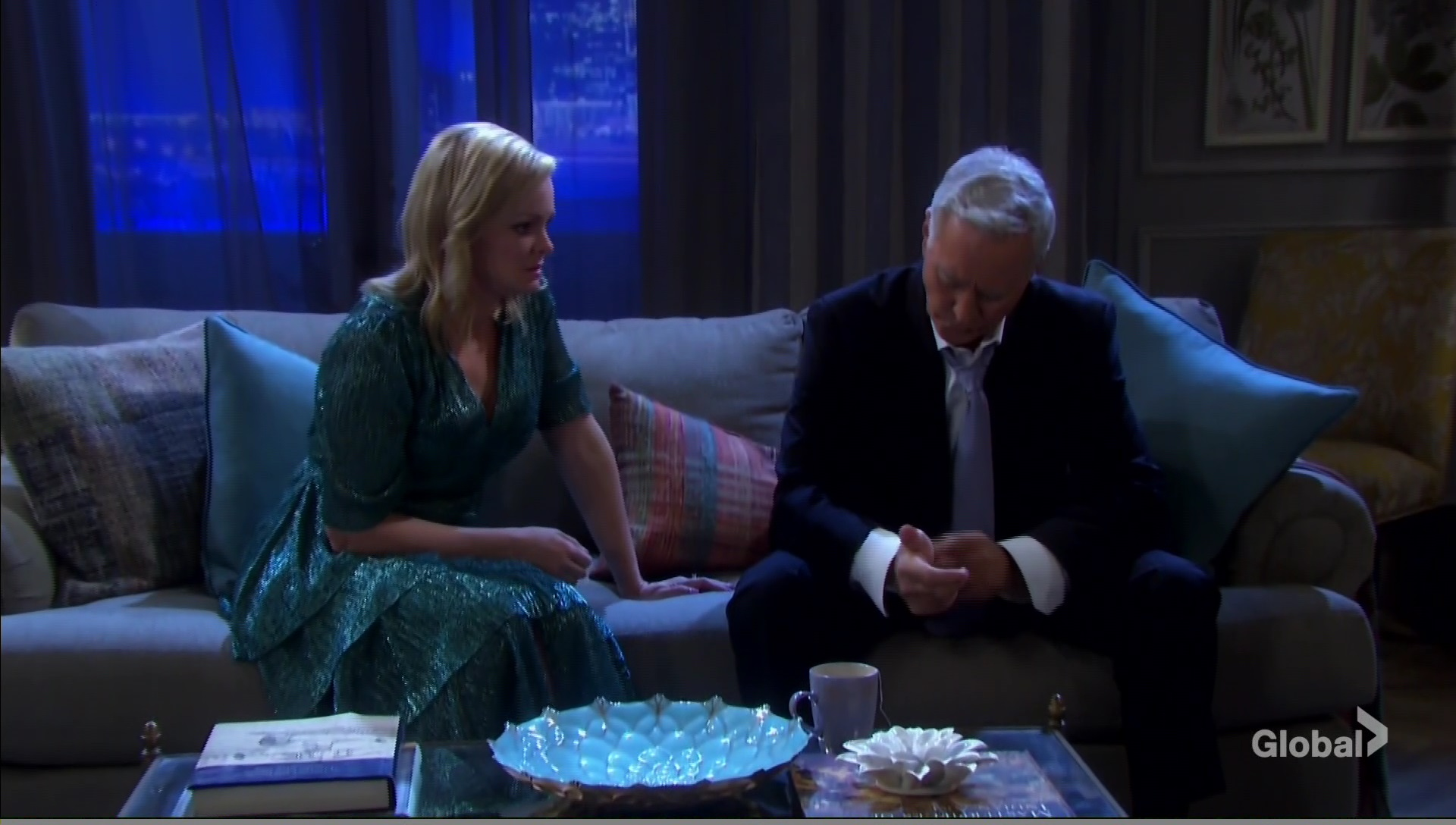 belle john disucss sami days of our lives