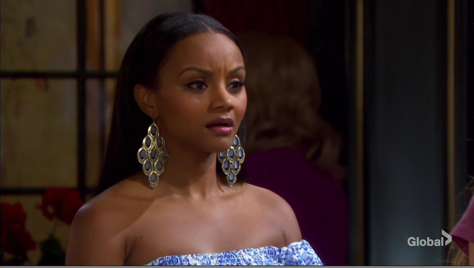 chanel bad and good news days of our lives