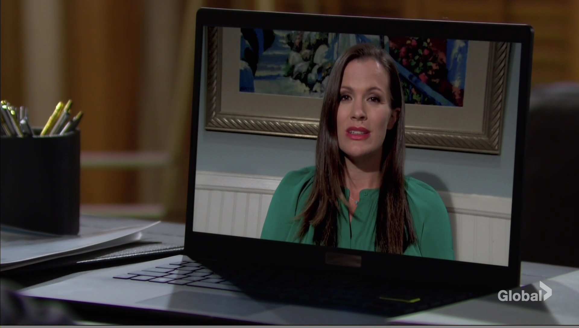 chelsea chats adam young restless