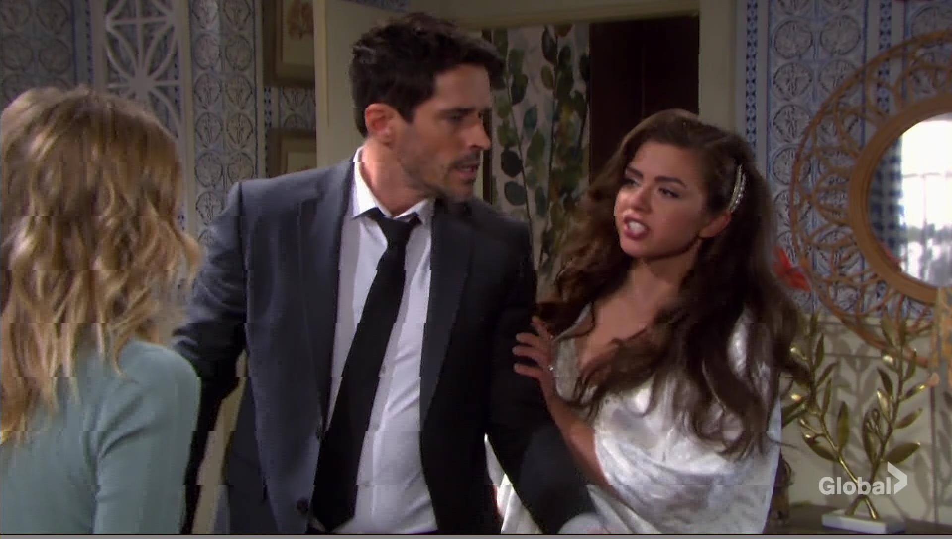 claire ciara fight days of our lives