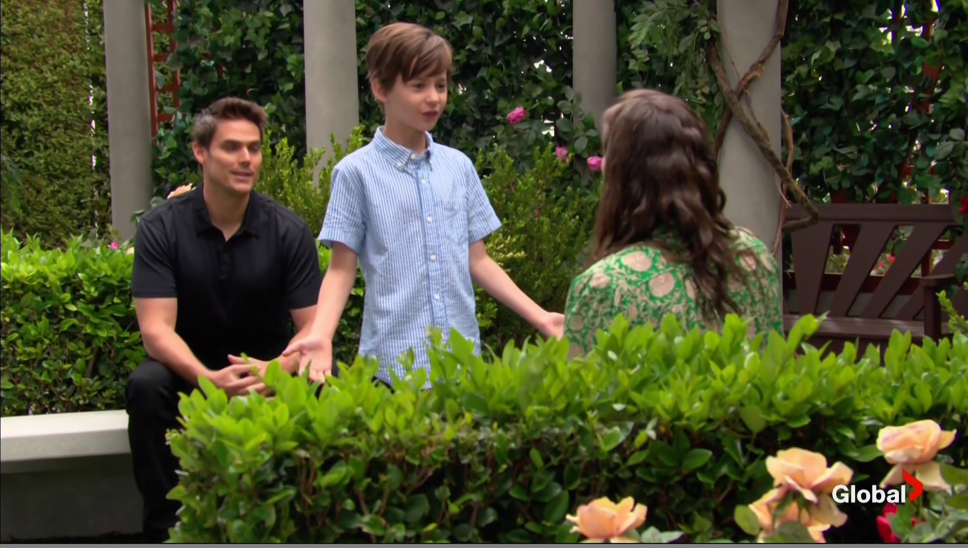 connor adorable young restless