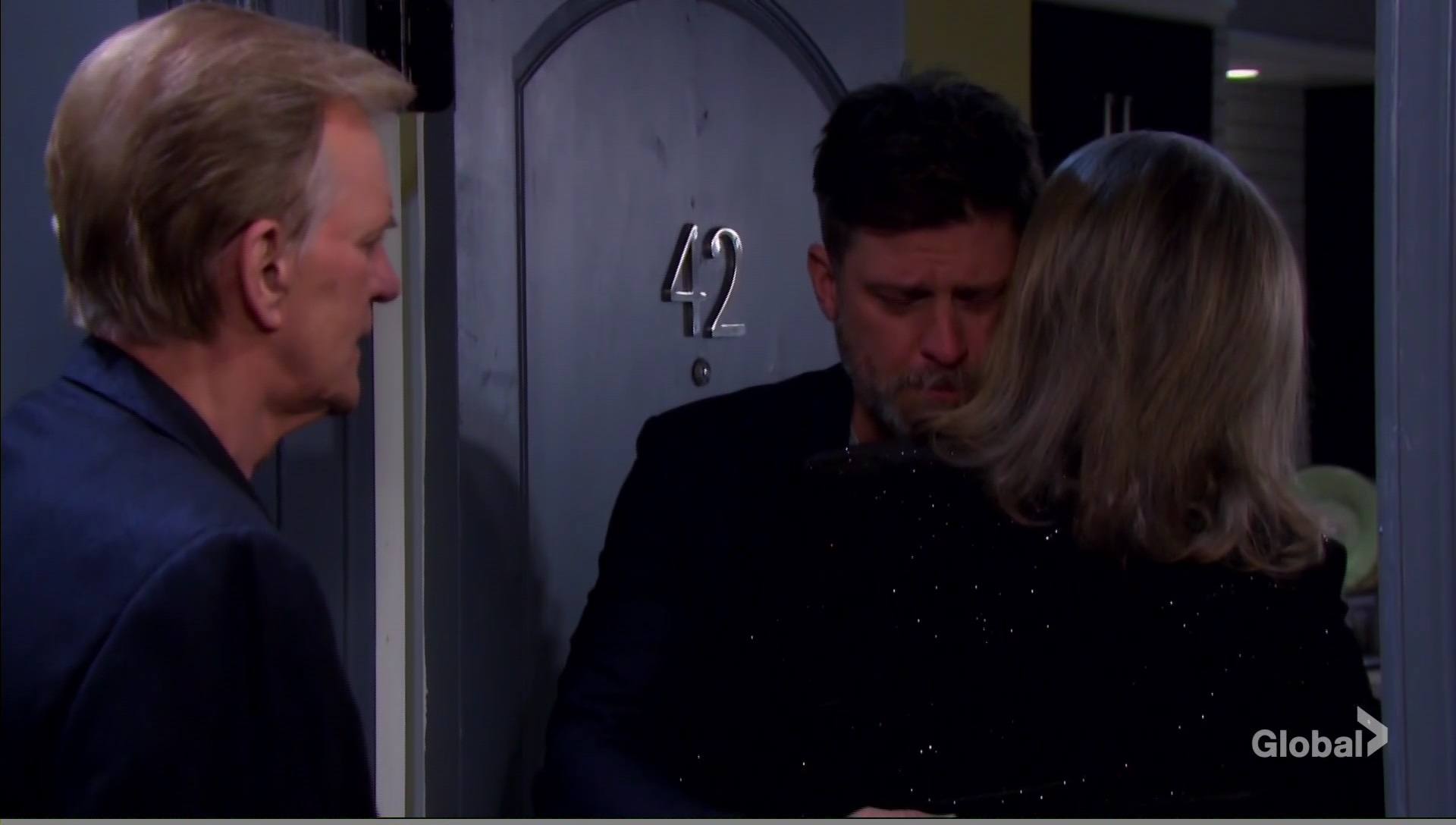 eric cries parents after nicole admits cheated days of our lives