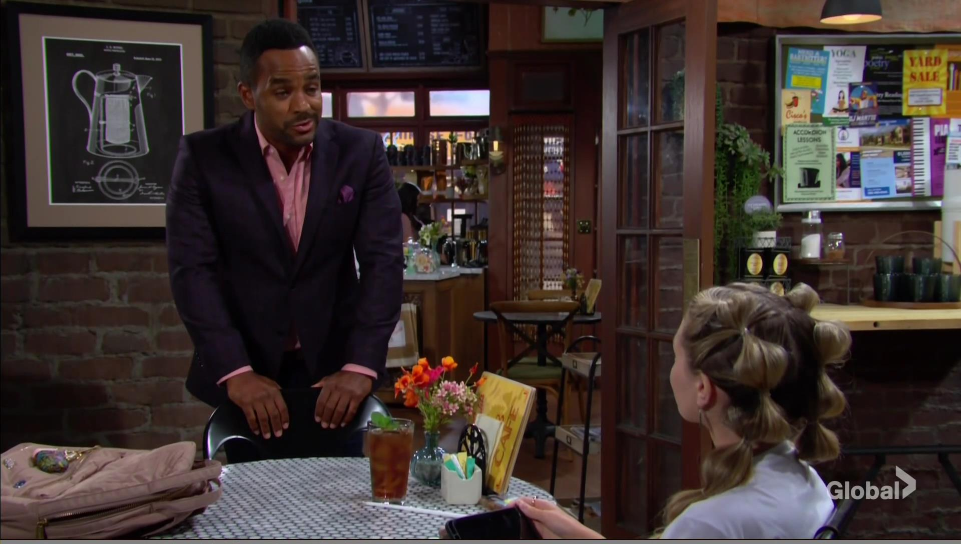 nate faith coffee young restless