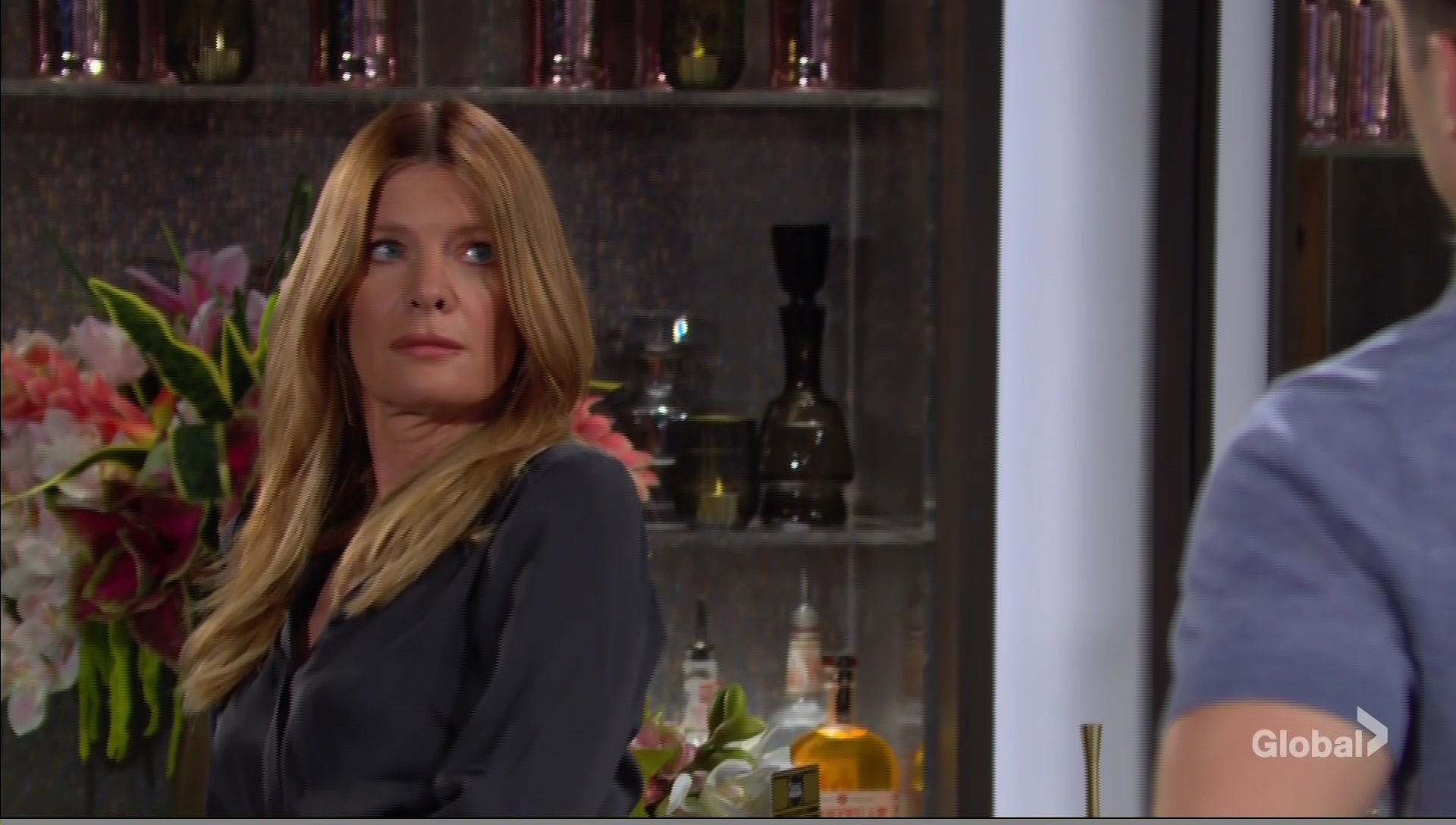 kyle confronts phyllis young restless