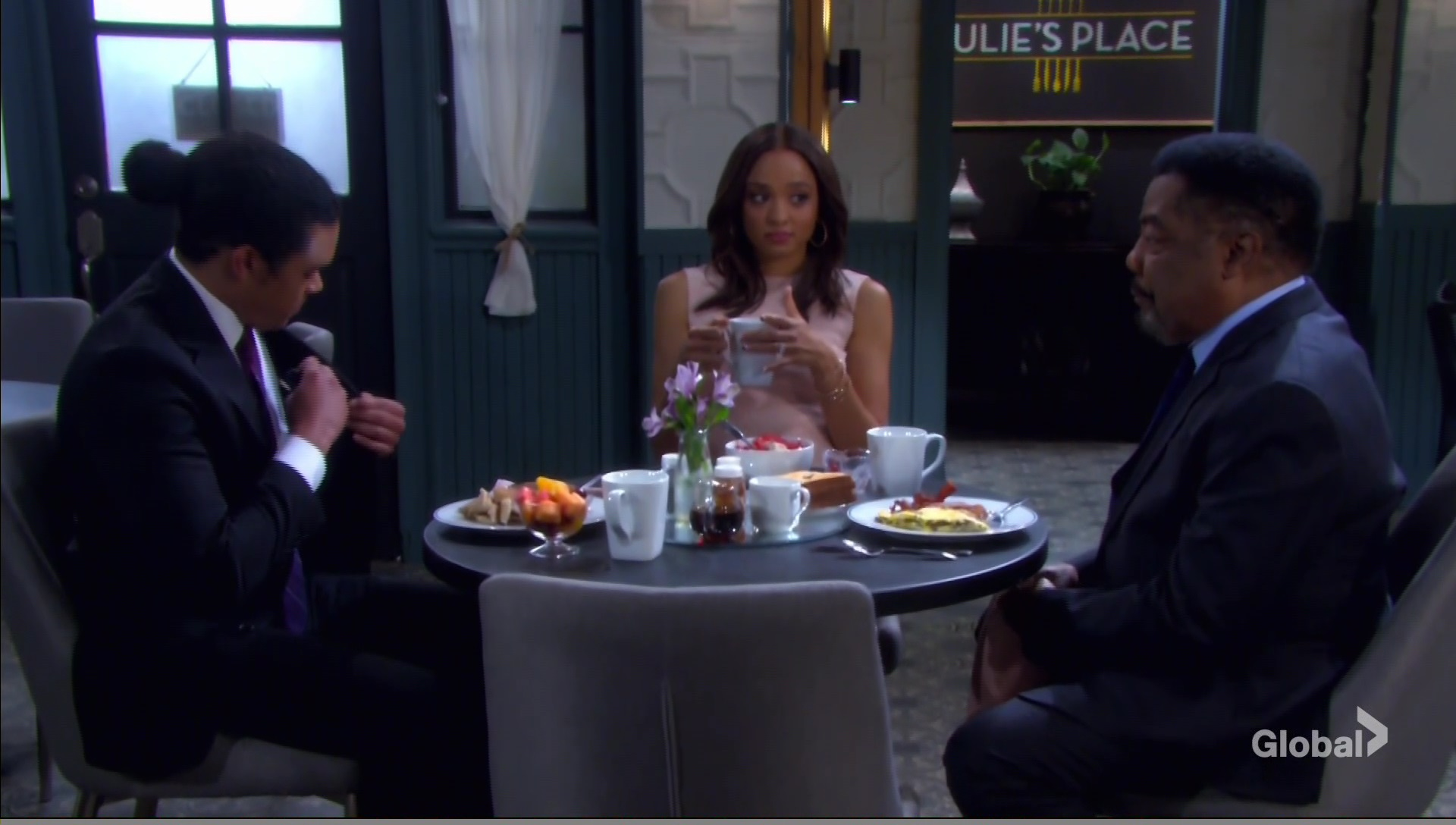 theo wedding day days of our lives