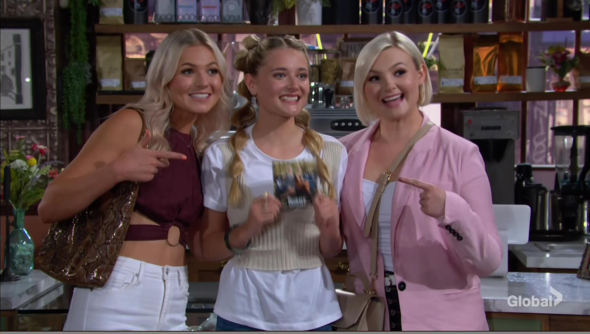 tigirlily on young and the restless