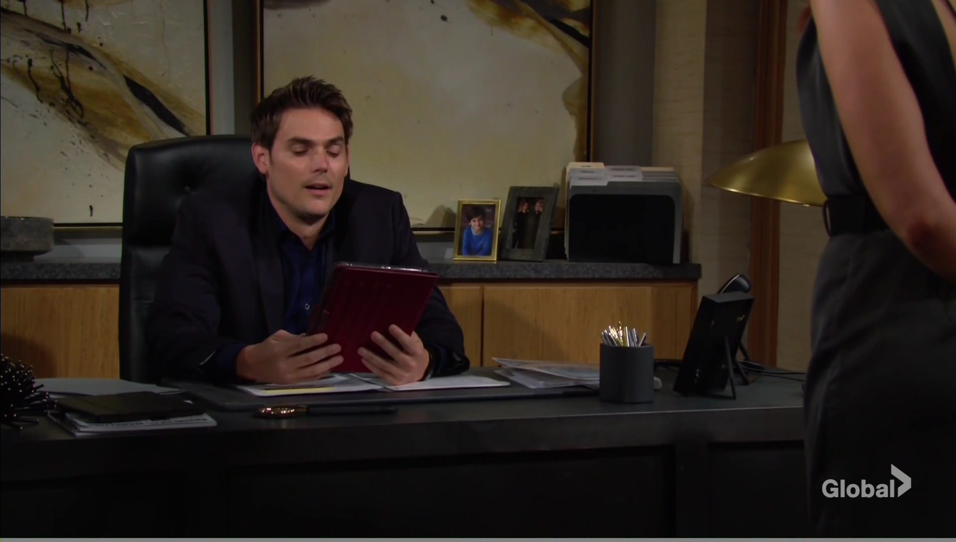 adam ask sally out young and restless