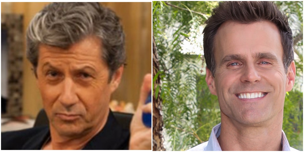 cameron mathison charles shaughnessy general hospital debuts