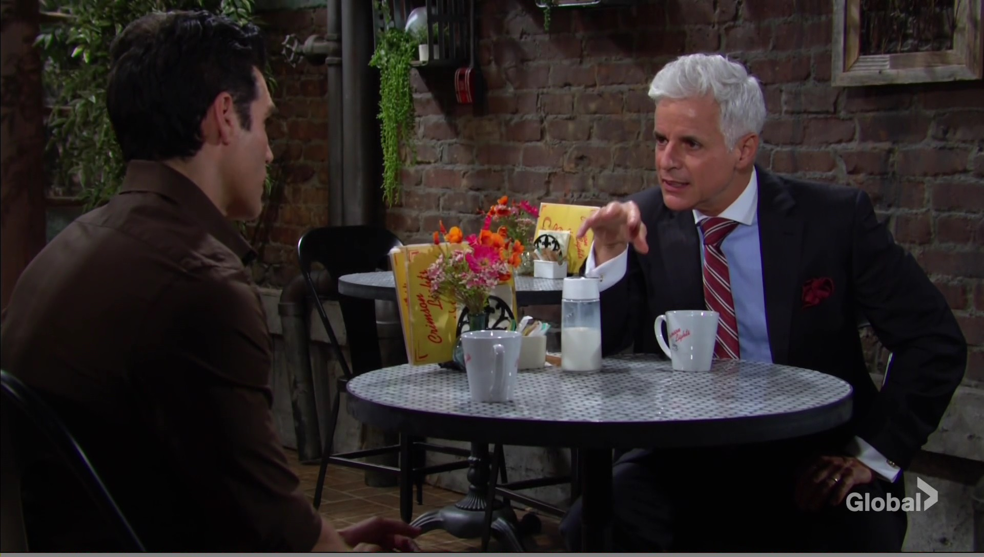 rey michael talk mariah disappearance young and the restless soaps spoilers