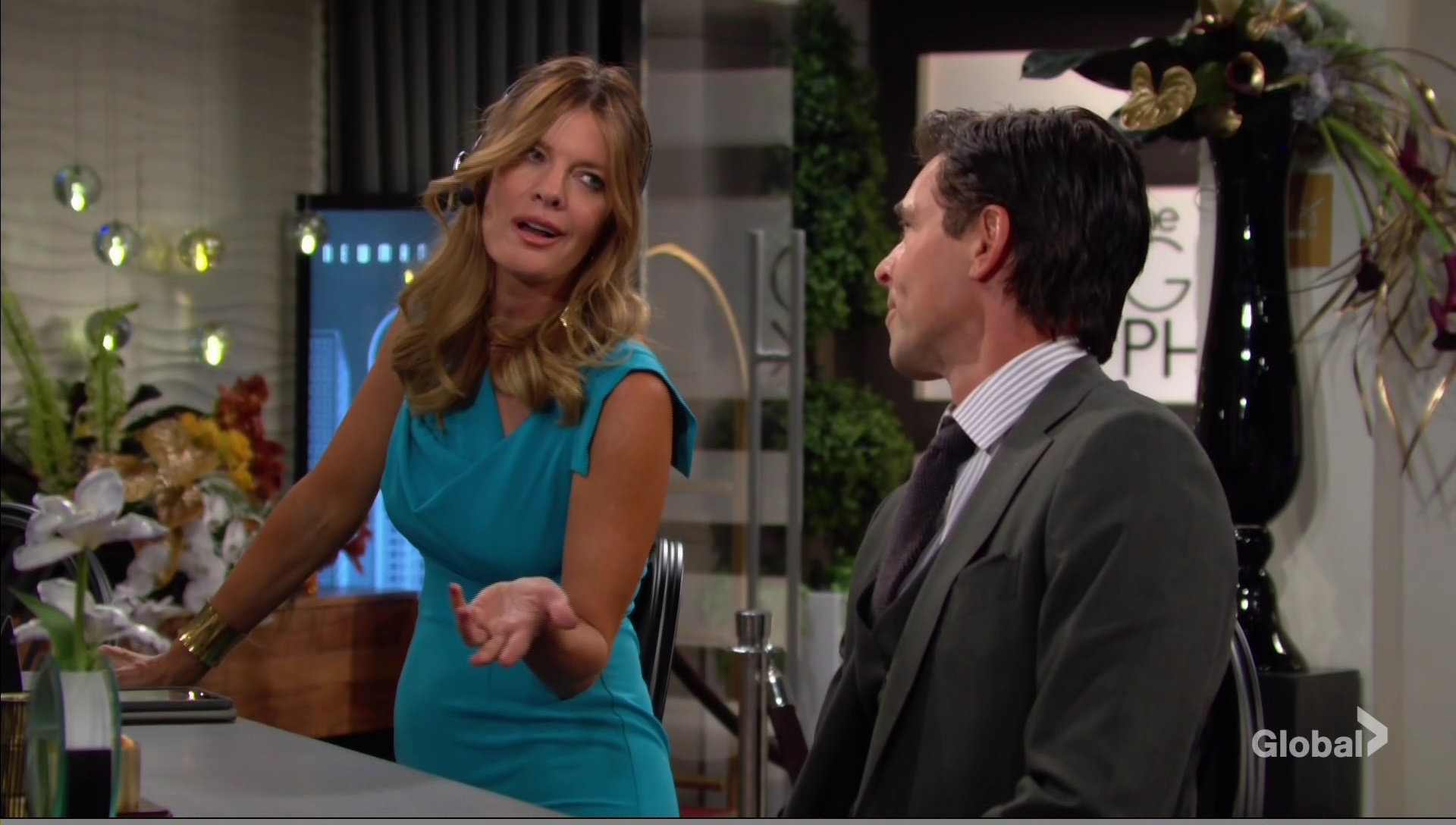phyllis billy advice young and the restless