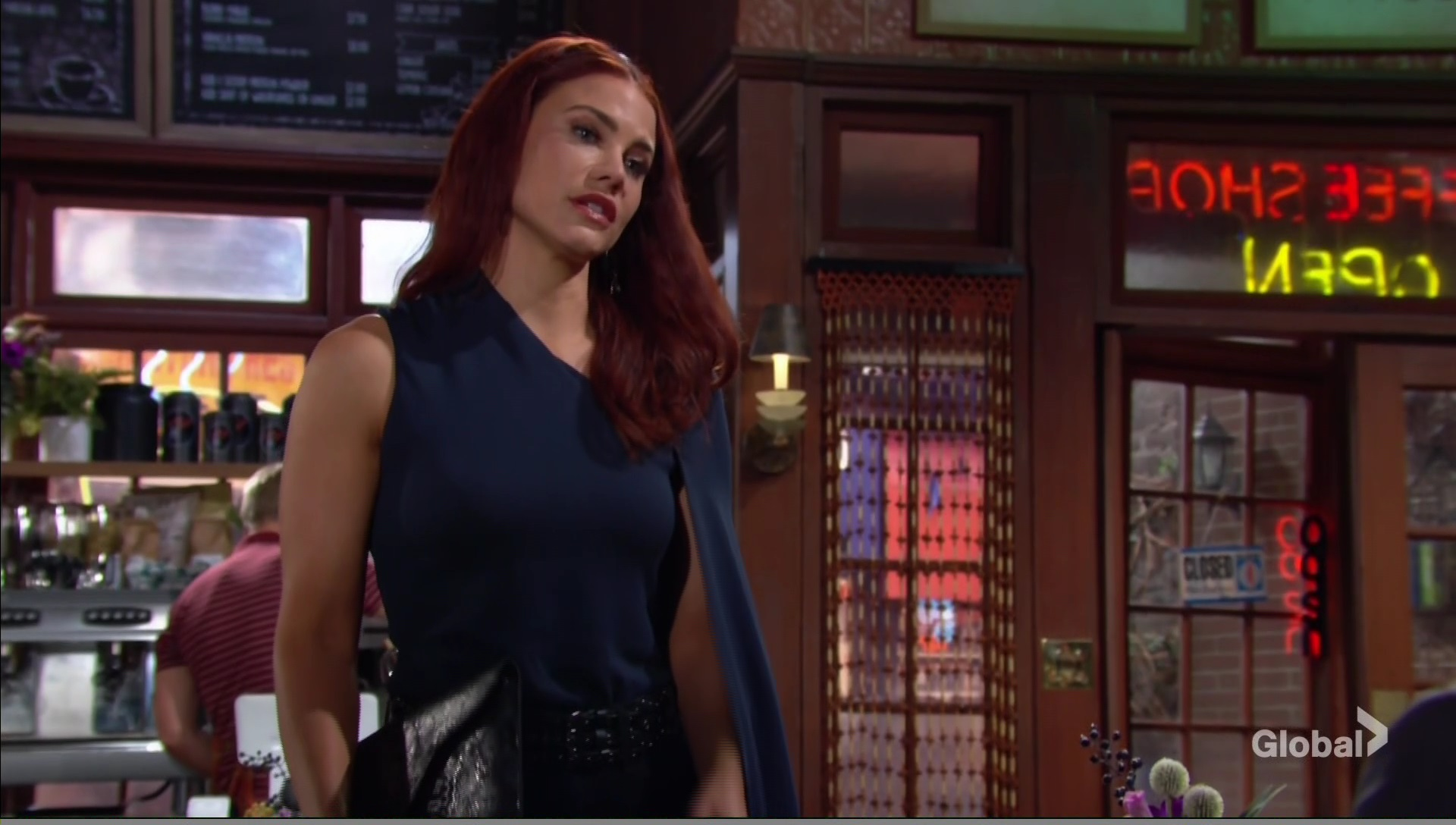 sally tells jack off young and the restless