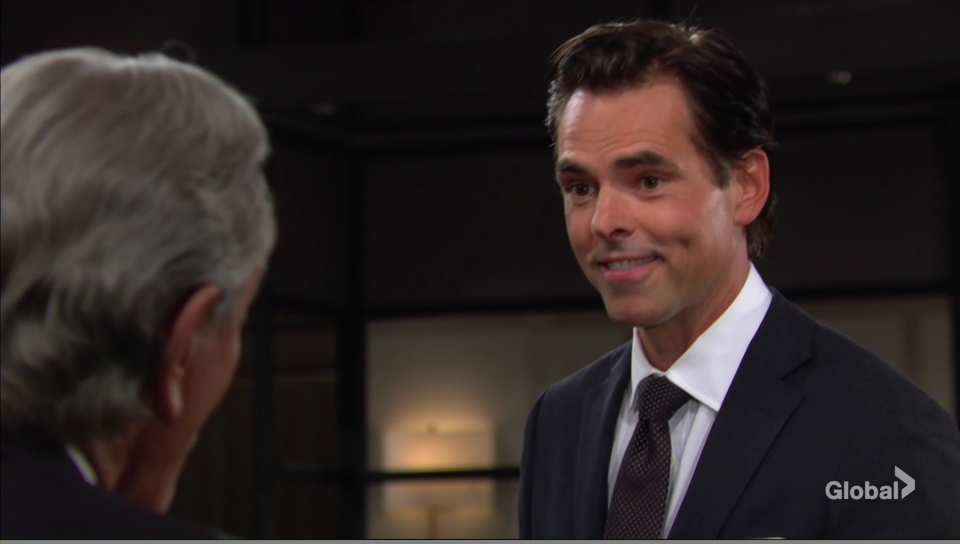 billy gloating young restless