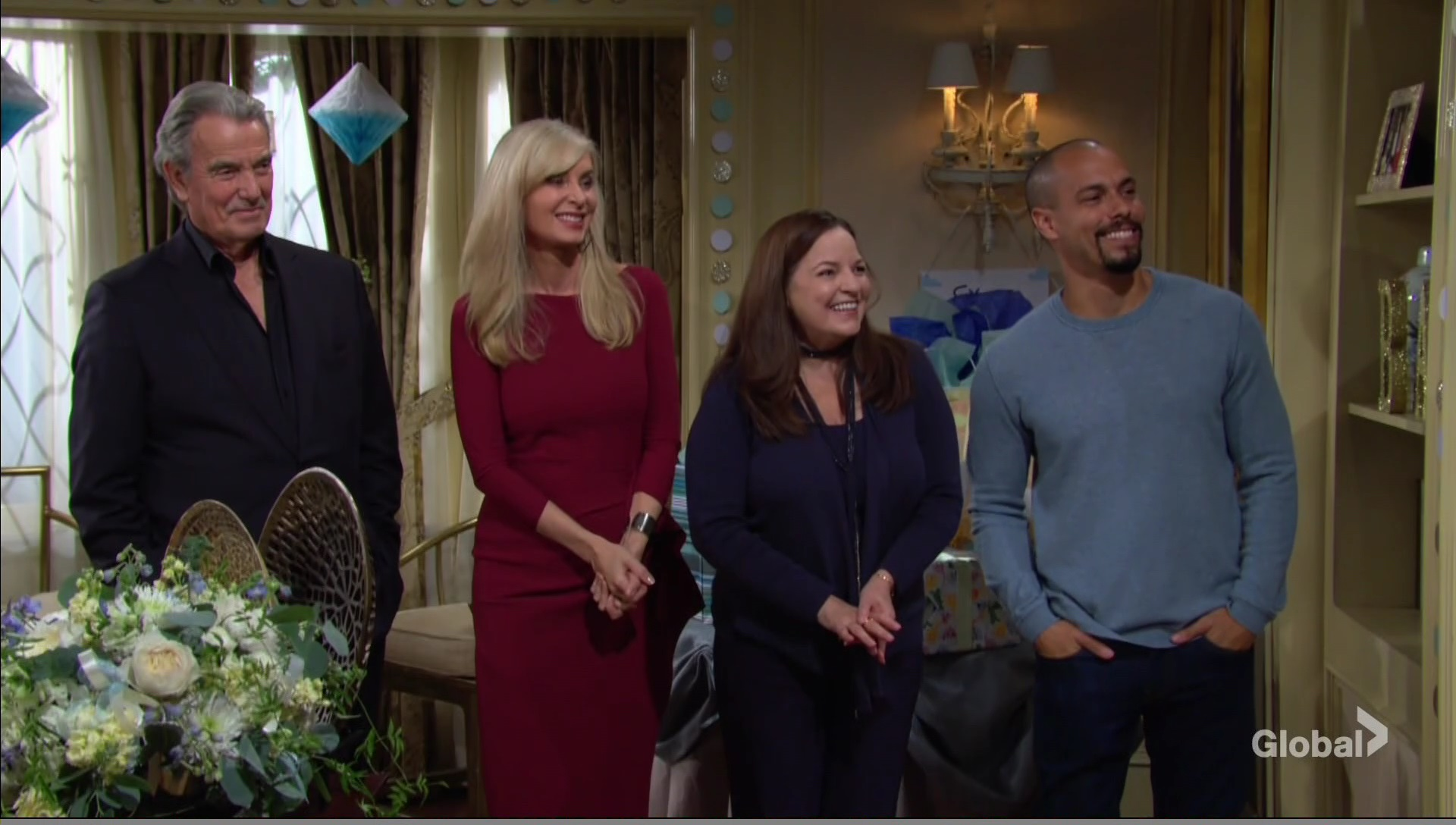 family meets dominic young restless
