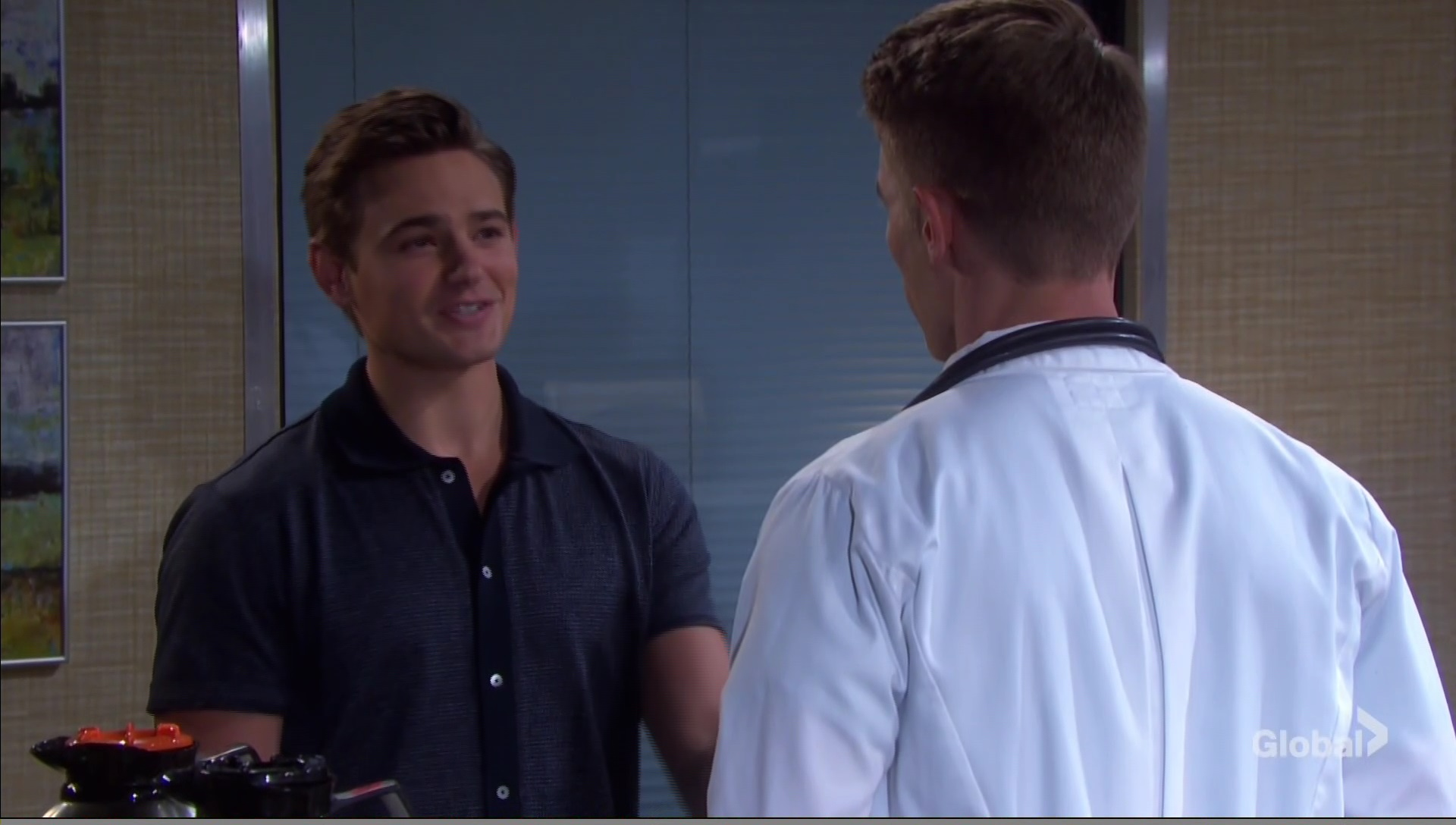 johnny argues tripp days of our lives