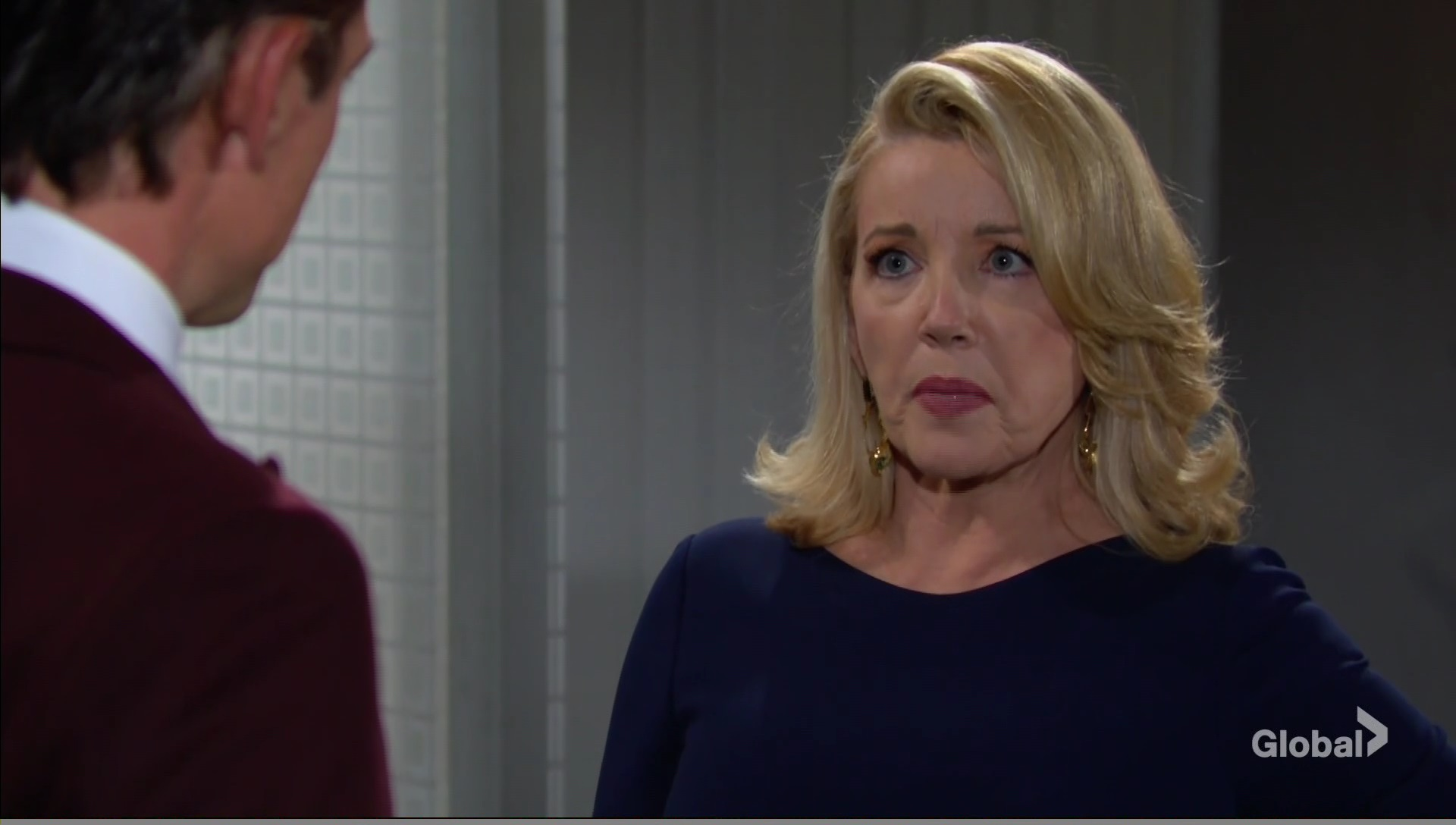 nikki sneers billy young and the restless cbs