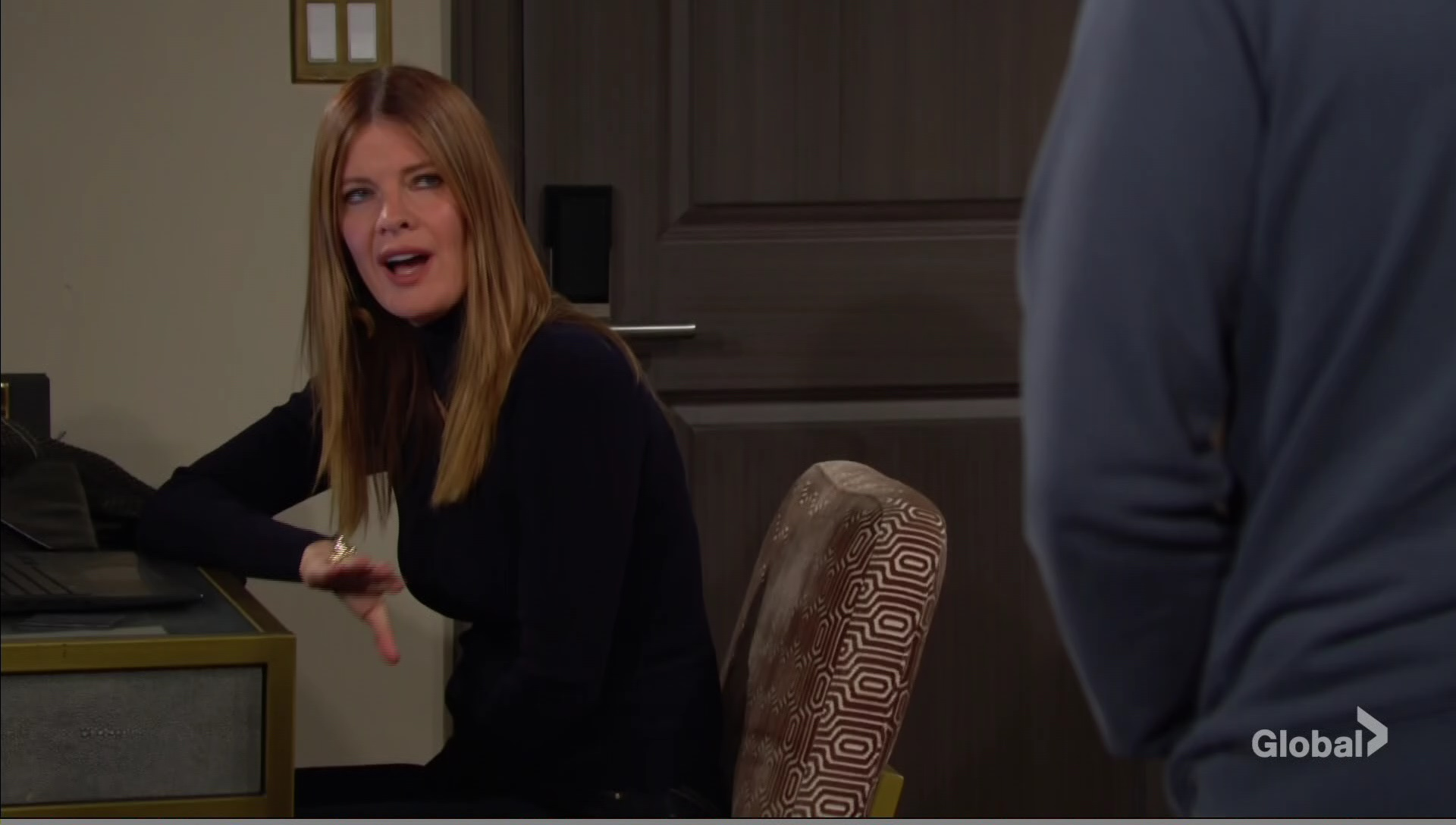 phyllis with nick computer search young restless