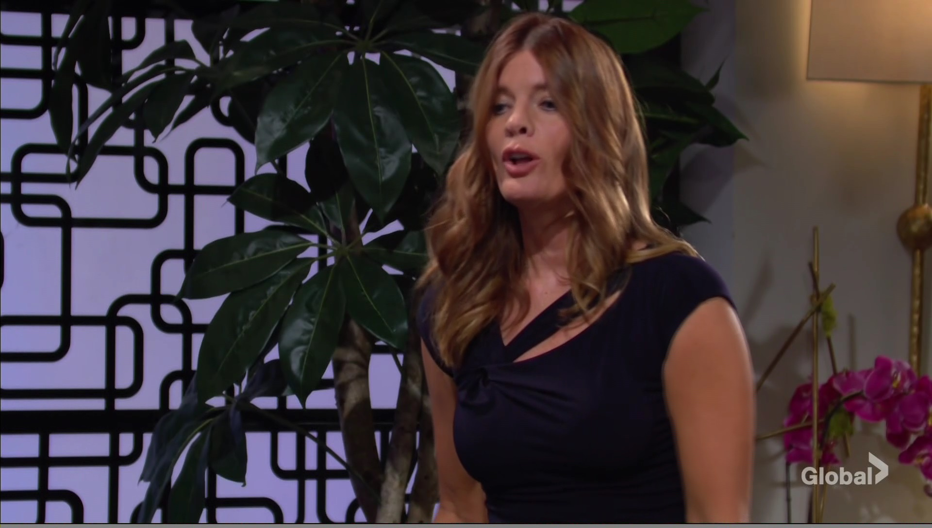 phyllis yells adam young and the restless