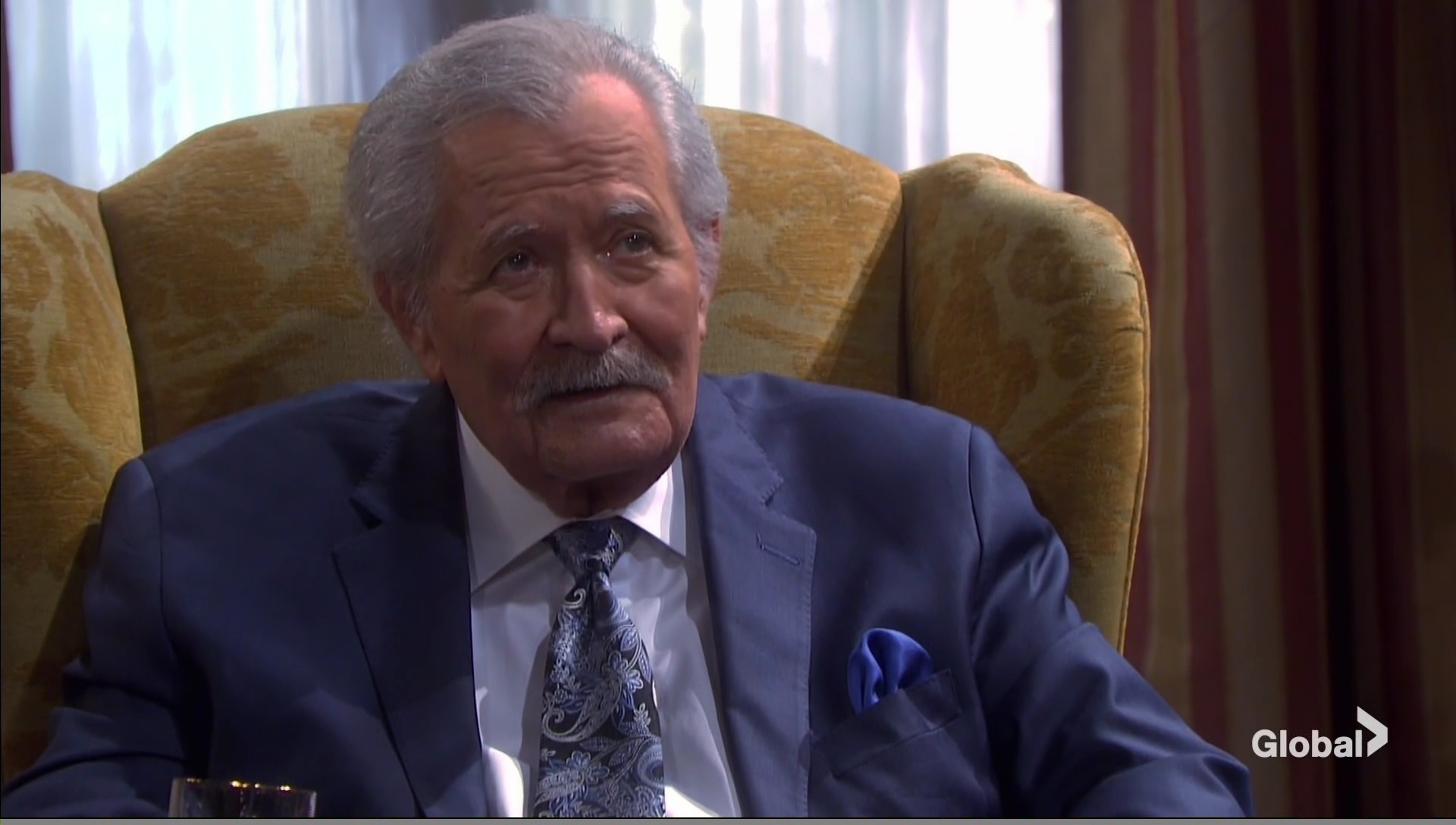 victor back at days of our lives john aniston