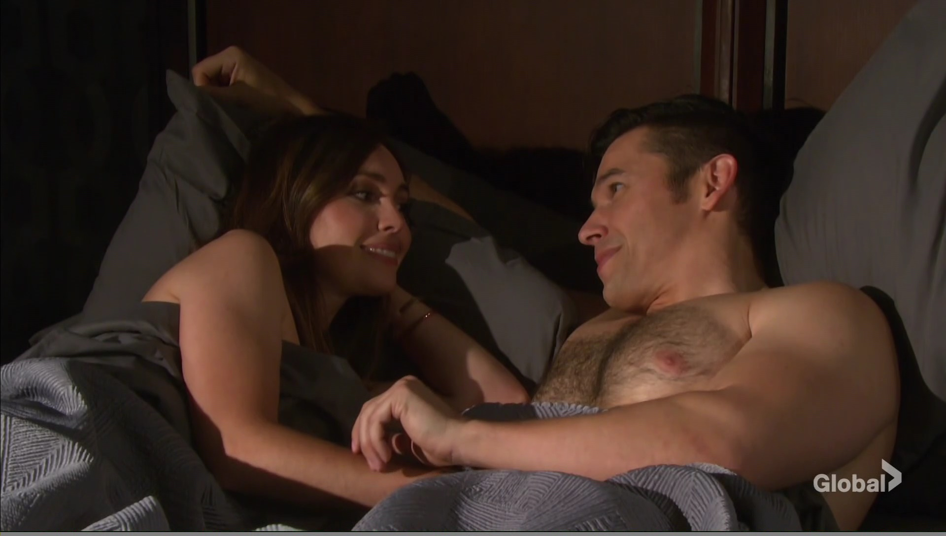 gwen xander bed days of our lives