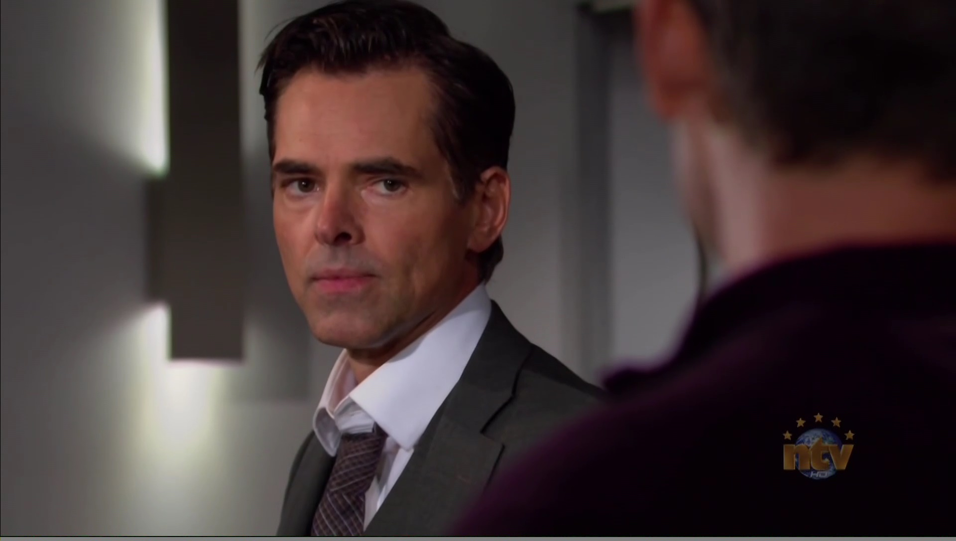 billy kicks adam out young restless