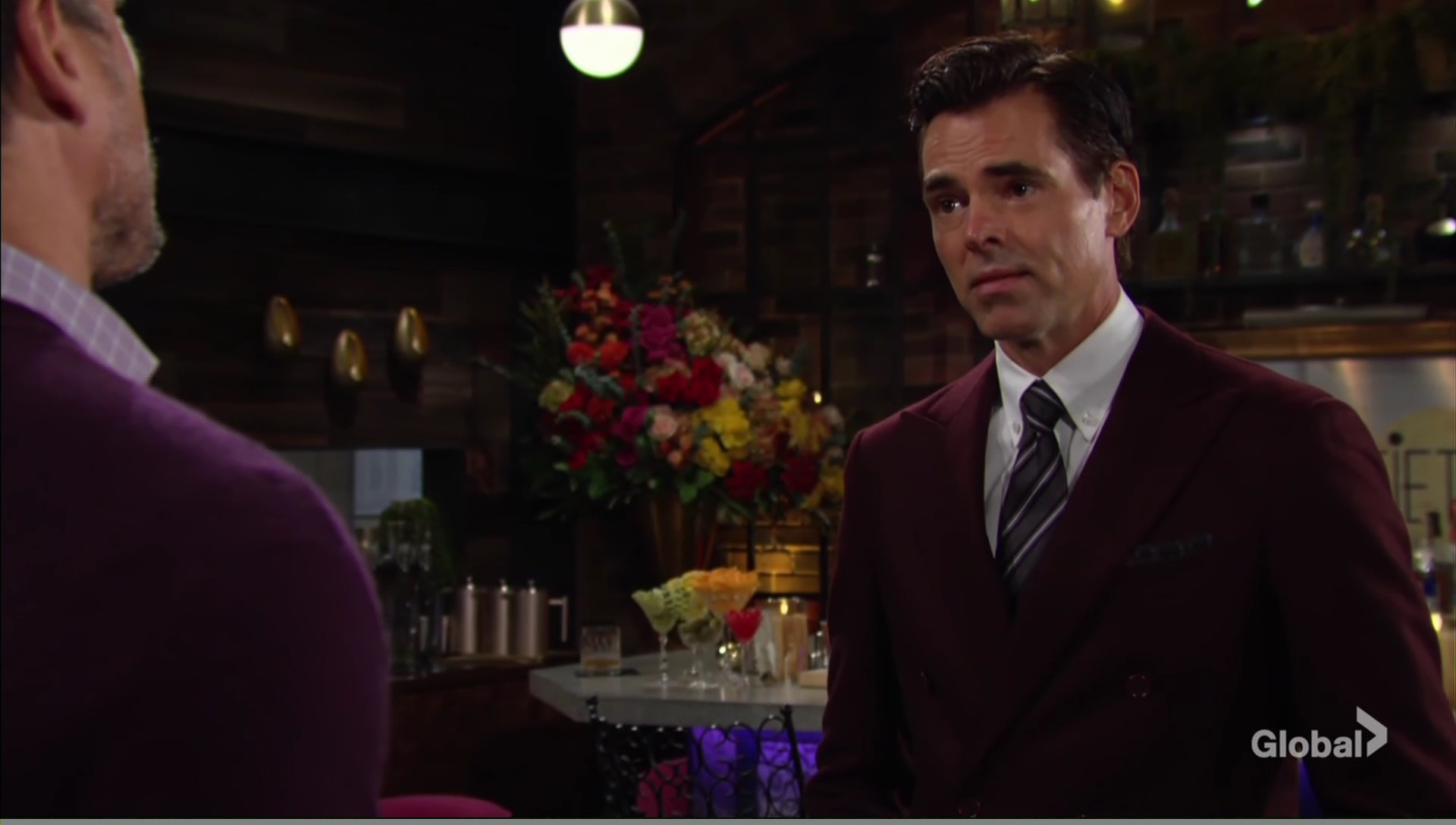 billy wants gossip young restless