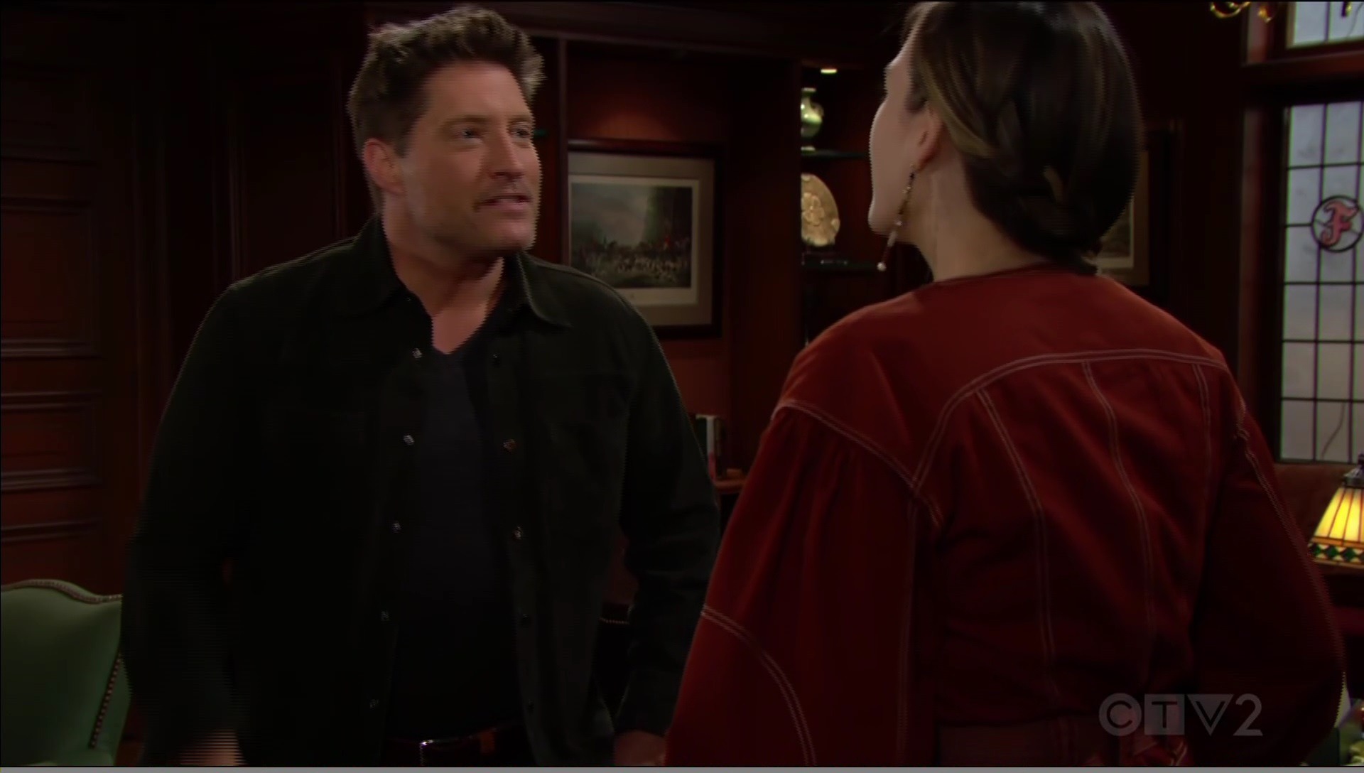 deacon with hope forrester bold beautiful soaps spoilers cbs